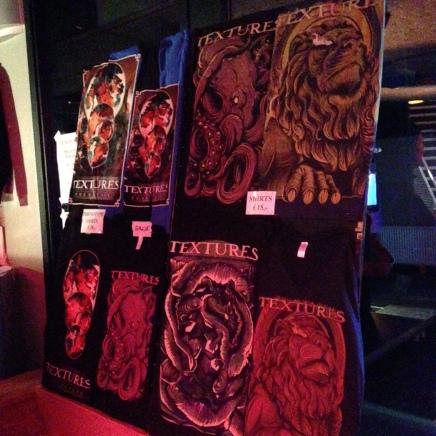Textures Merchandise